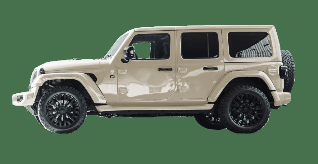 Lenoir Jeep - Desert Sand