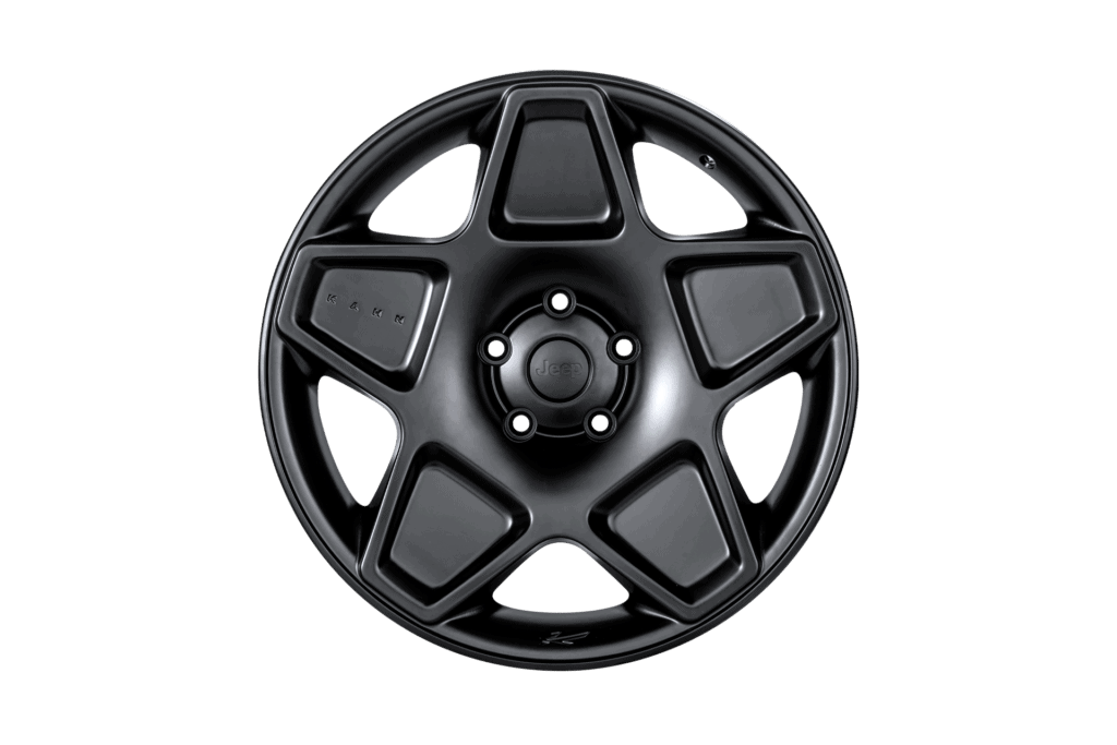 Lenoir Jeep wheels
